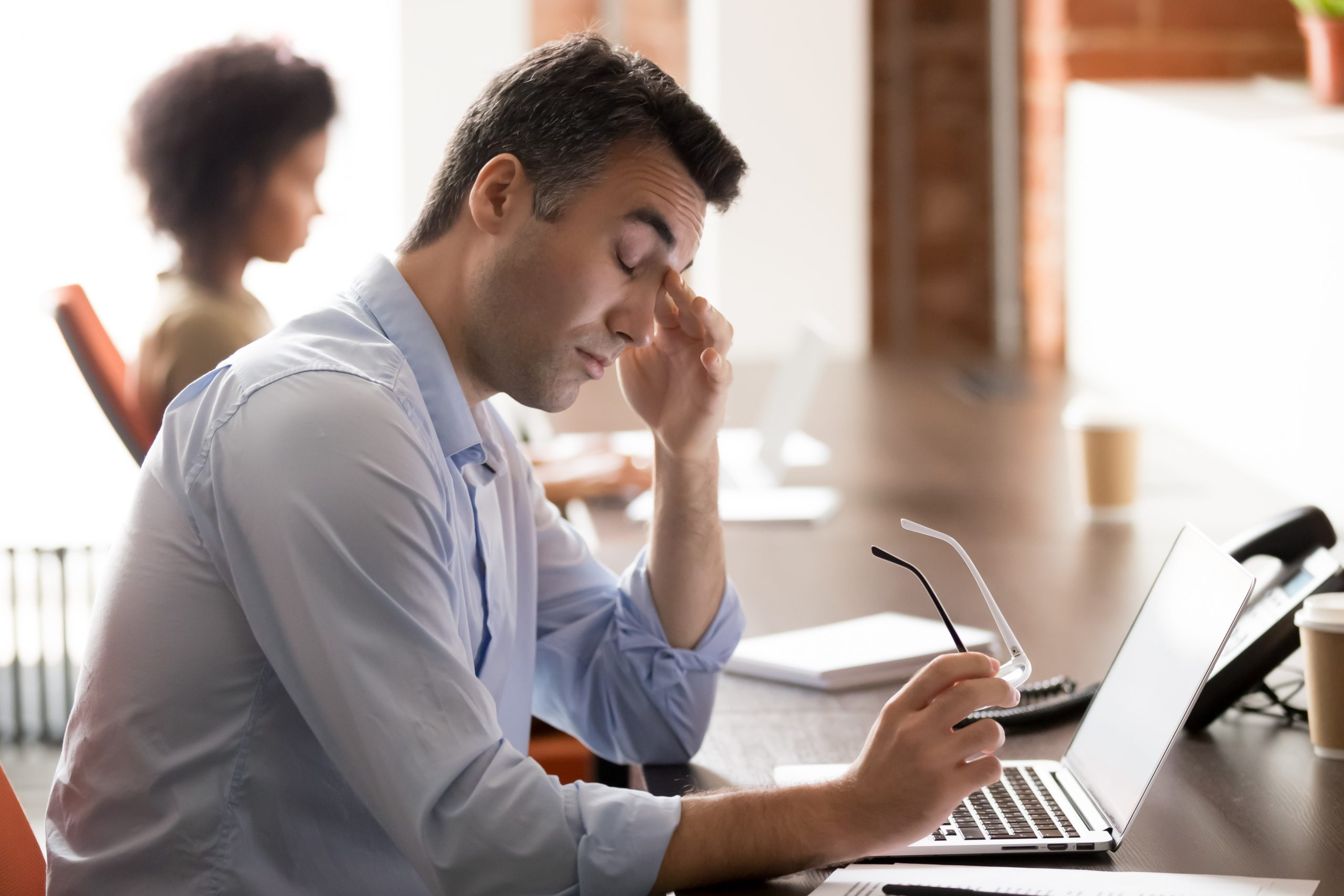 Is Home Working Causing Neck Discomfort?